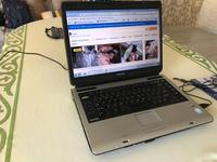 Toshiba Satellite A135-S2326 ноутбук