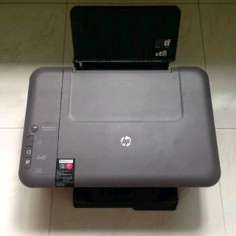 МФУ Hp Deskjet 1050 All-In-One J410 Цветной фотопринтер 3 в 1