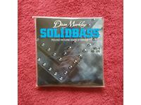 Струны для бас гитары Dean Markley SolidBass