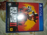 Игра на PlayStation 4 Read Dead Redemption 2