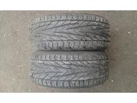 "Шины 215/55 R16 — ""Uniroyal RainSport 1"" (Франция), летние, в отл"