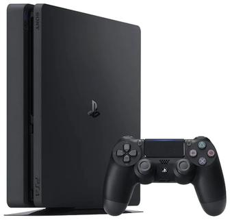 Продаю PlayStation 4 + 5 игр