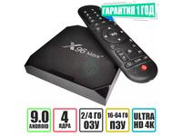 Android Smart TV Box X96 Max+ 4/32 Гб