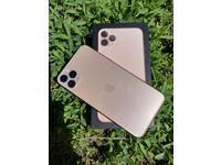 Apple Iphone 11 pro max GOLD