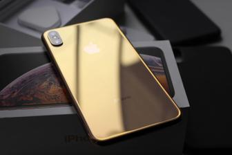 iPhone XS Max Gold 256gb 2sim