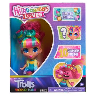Кукла Hairdorables Loves Trolls World Tour - Хэрдораблс Тролли. Фото 2