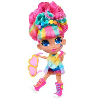 Кукла Hairdorables Loves Trolls World Tour - Хэрдораблс Тролли. Фото 3