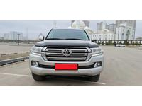 Toyota Land Cruiser 2019 года