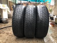 Шины Toyo Open Country 215/70/R16, 3 колеса