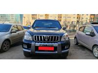 Toyota Land Cruiser Prado 2009 года