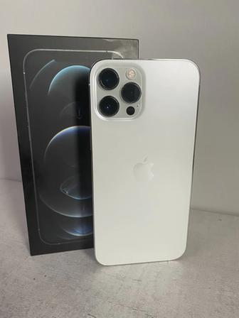 Iphone 12 Pro Max Silver 128