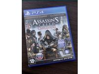 Assasin creed syndicate игры для ps4