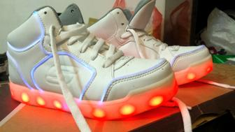 Кроссовки SKECHERS Energy Lights Ultra