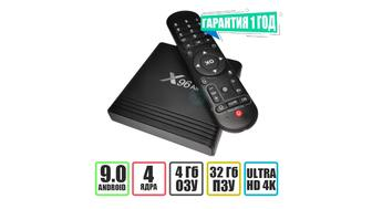 Android TV Box X96 Air 4/32 Гб