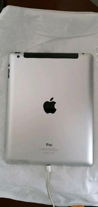Продам IPad 4 apple retina display 64gb wifi + cellular (симкарта).